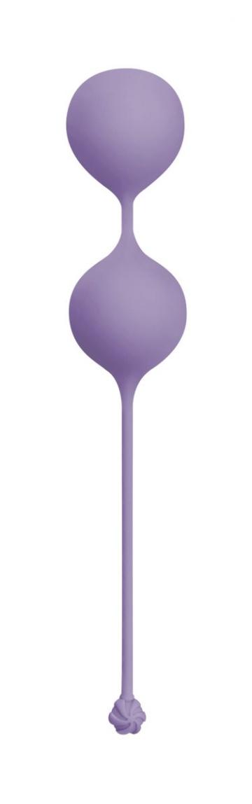 Фиолетовые вагинальные шарики The Firebird Lavender Sunset