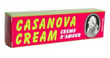 Крем-стимулятор Casanova - 13 мл.