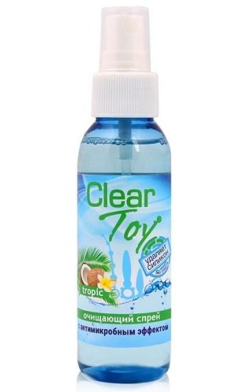 Очищающий спрей для игрушек CLEAR TOY Tropic - 100 мл.