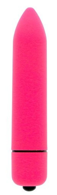 Розовый мини-вибратор CLIMAX BULLET - 8,5 см.