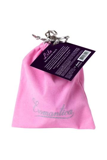 Фиолетовая менструальная чаша Lila S