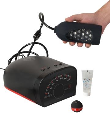 Автоматический мастурбатор с пультом ДУ Suck-O-Mat 2.0