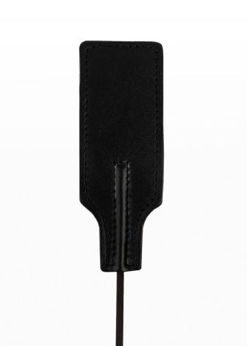 Черный классический стек с петлёй - 63 см.