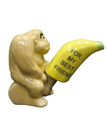 Копилка «Обезьяна с секс-бананом»