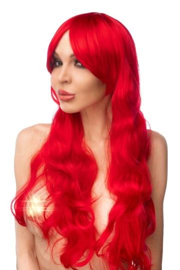 """Красный парик """"Сэнго"""""""