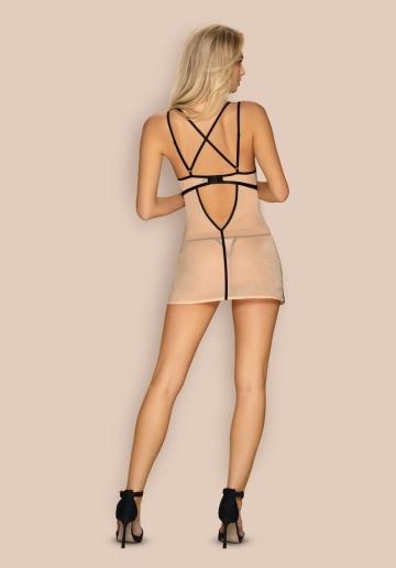 Сорочка Nudelia с мерцающей нитью