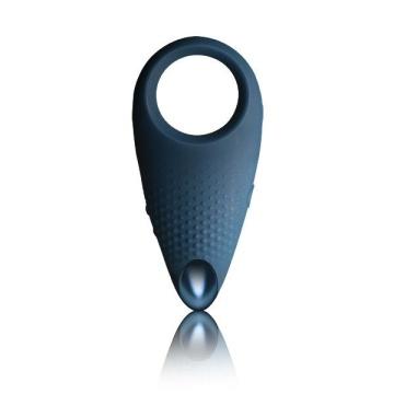 Синее эрекционное кольцо Empower