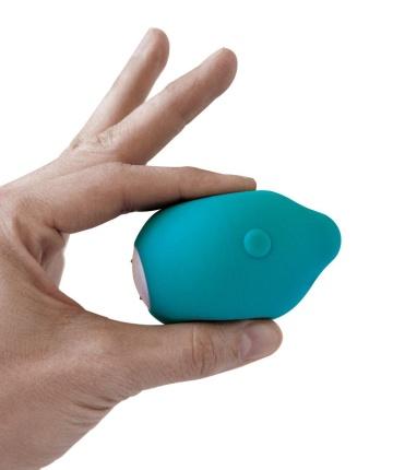 Зеленый вибростимулятор Minna Life Limon
