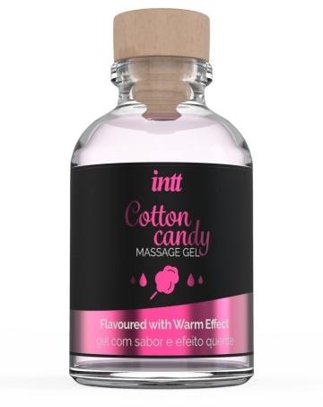 Массажный гель с согревающим эффектом Cotton Candy - 30 мл.