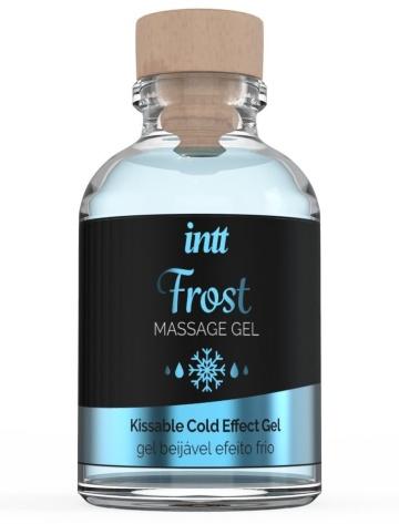 Массажный гель с охлаждающим эффектом Frost - 30 мл.