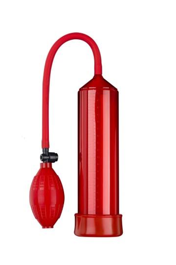 Красная вакуумная помпа Discovery Racer Red