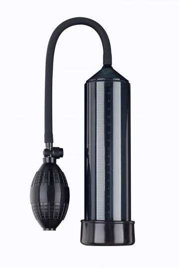 Черная вакуумная помпа Discovery Racer Сharcoal