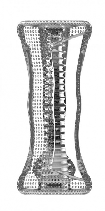 Прозрачный мастурбатор-труба Stroker No.23