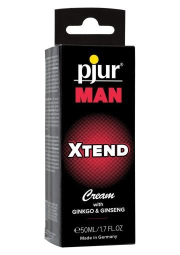 Мужской крем для пениса pjur MAN Xtend Cream - 50 мл.