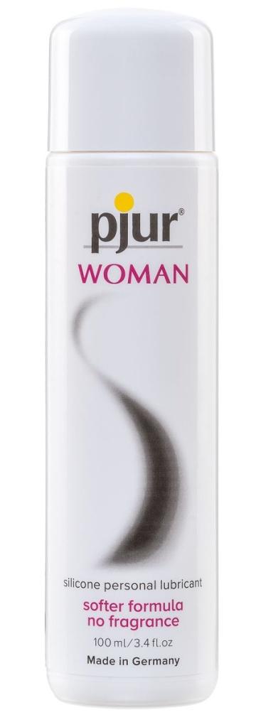 Концентрированный лубрикант на силиконовой основе pjur WOMAN - 100 мл.