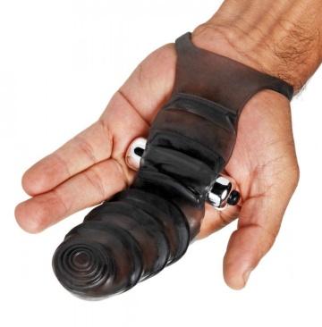 Насадка на пальцы Bang Bang для стимуляции точки G и клитора