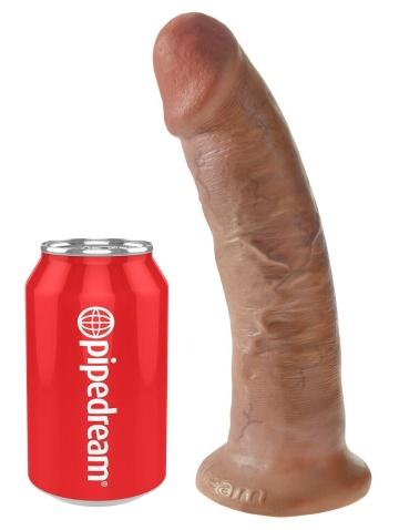 """Фаллоимитатор-мулат 9"""" Cock - 22,9 см."""