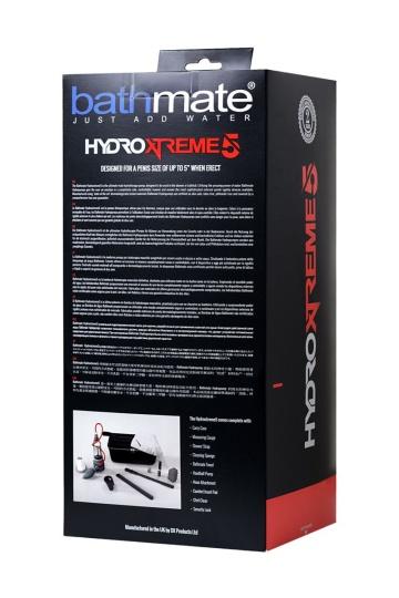 Прозрачная гидропомпа HydroXTREME5
