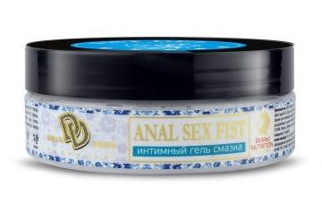 Интимный гель-смазка ANAL SEX FIST GEL - 200 мл.